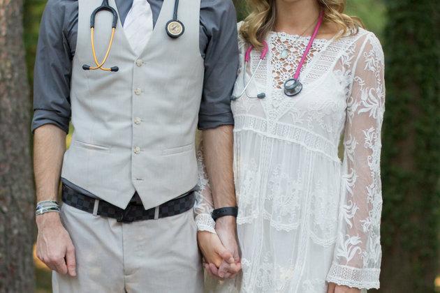 mariage infirmier