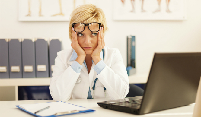 frustrated-ehr-doc-shutterstock_153408407