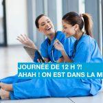 19 réactions que seule une infirmière ayant déjà travaillé 12 h pourra comprendre !