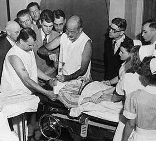 Ces photos de la médecine d'autrefois vous feront flipper !