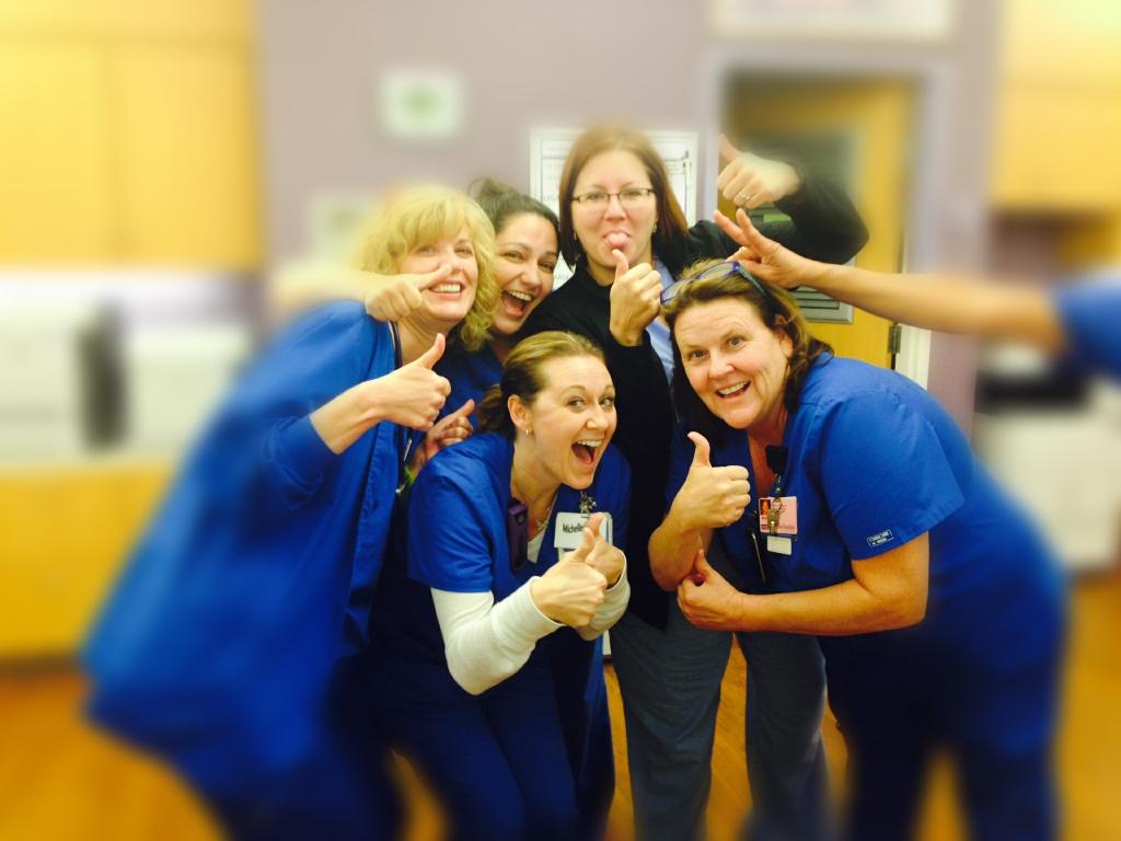 equipe-d-infirmiere