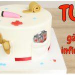 Tuto: Préparer un délicieux gâteau 3D d'infirmière