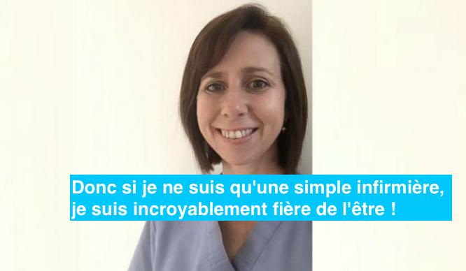 Cette incroyable lettre d'une infirmière anglaise te rendras fier de ton métier !