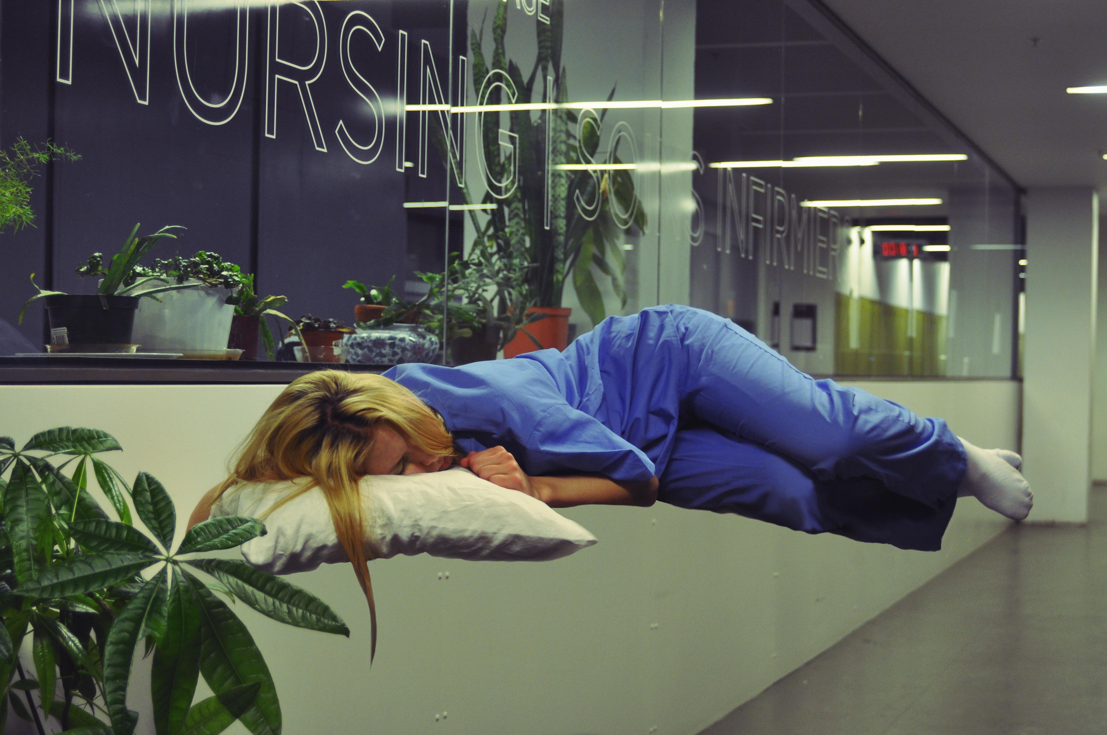 infirmiere travail de nuit maigrir