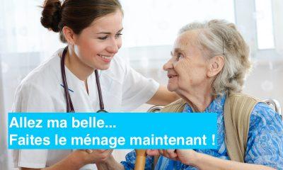 """VIDÉO : """"Le top des plus grosses galères de l'infirmière libérale"""" !"""