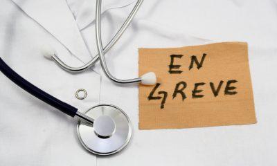 infirmiers en grève horaires
