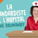 Voici l'incroyable sketch d'Anne Roumanoff sur les infirmières !
