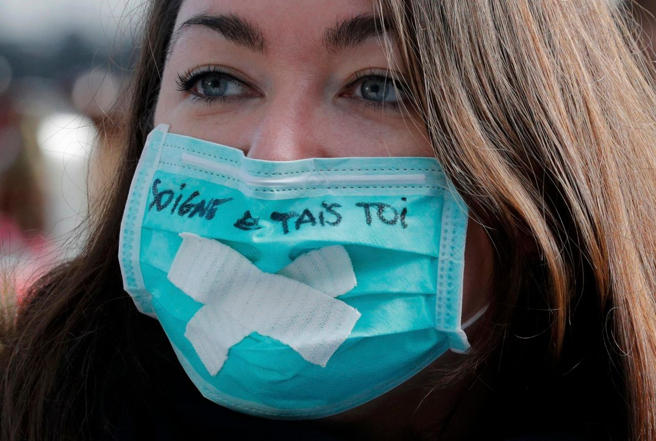 Les infirmières sont appelées à faire la grève pour la TROISIÈME FOIS !!
