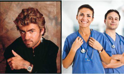 Voici l'incroyable anecdote d'une infirmière sur George Michael !