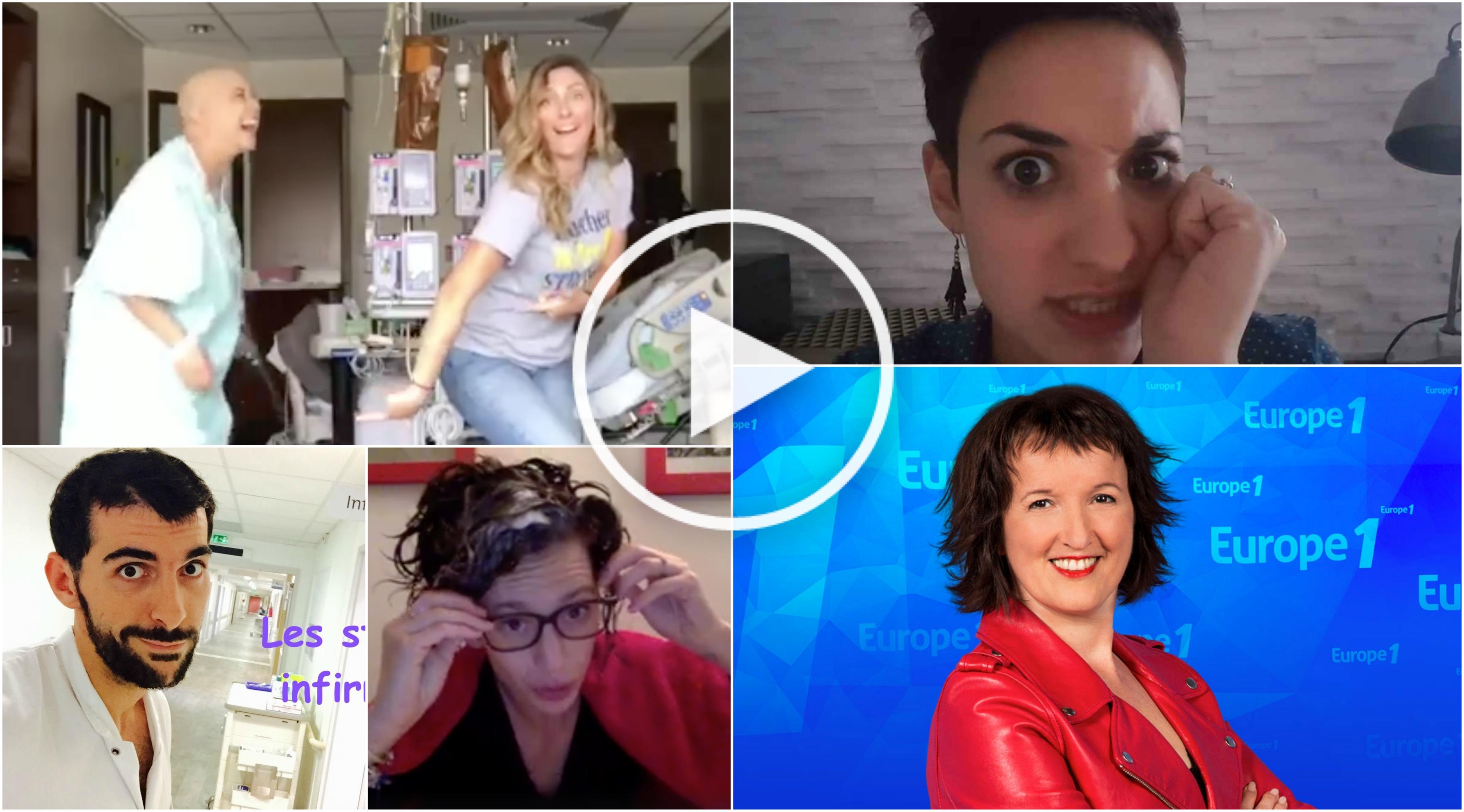 Infirmières et AS : top 6 des meilleures vidéos de 2016 !