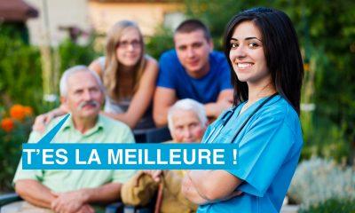 5 raisons pour lesquelles ta famille adore que tu sois infirmière !