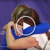 Elle rencontre, 38 ans plus tard, l'infirmière qui lui a sauvé la vie !