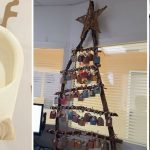 Les décorations de Noël des hopitaux français les plus insolites