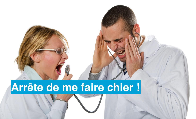 15 questions à ne surtout pas poser à une infirmière après son boulot !