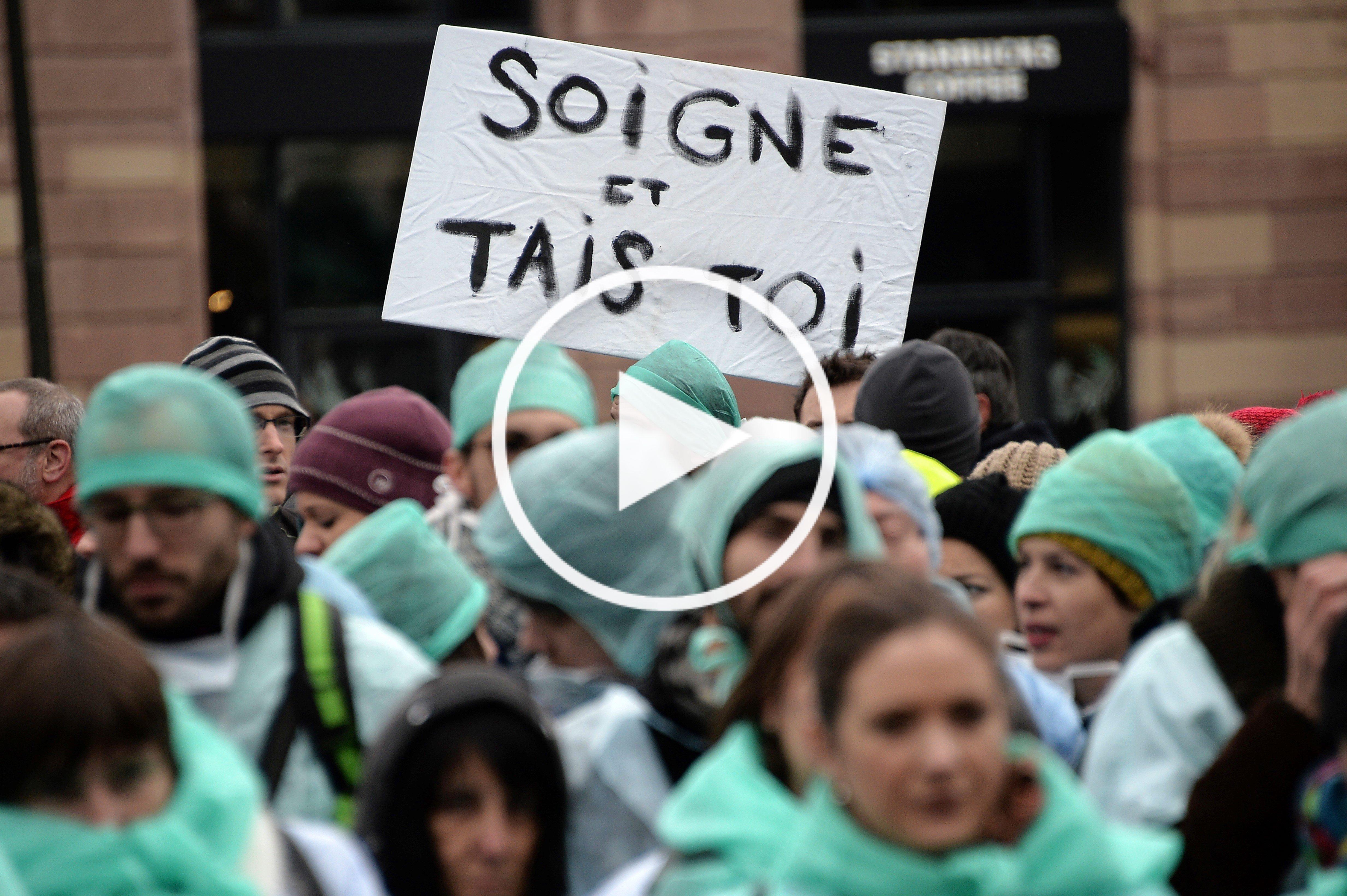"""""""Les Hôpitaux en 2017 c'est quoi ce DÉLIRE?!"""" La vidéo virale du moment !"""