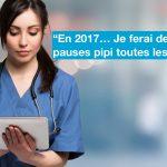 15 résolutions pour 2017 que les infirmières n'accompliront surement pas !