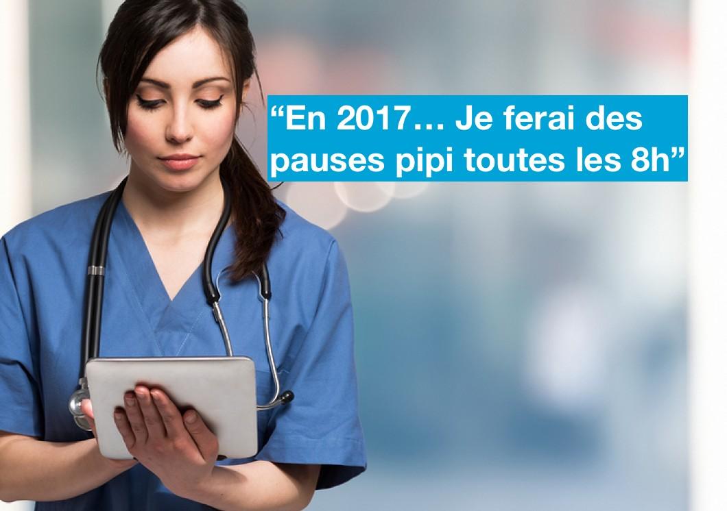 résolutions infirmière