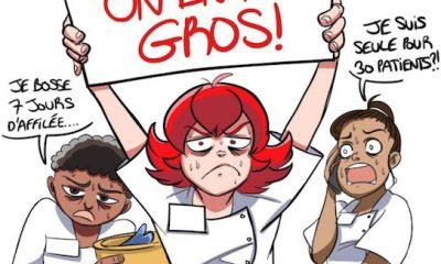 Tout ce qu'il faut savoir sur la manifestation infirmière du 24 janvier !