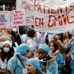 Manifestation infirmière : voici la liste complète des revendications !