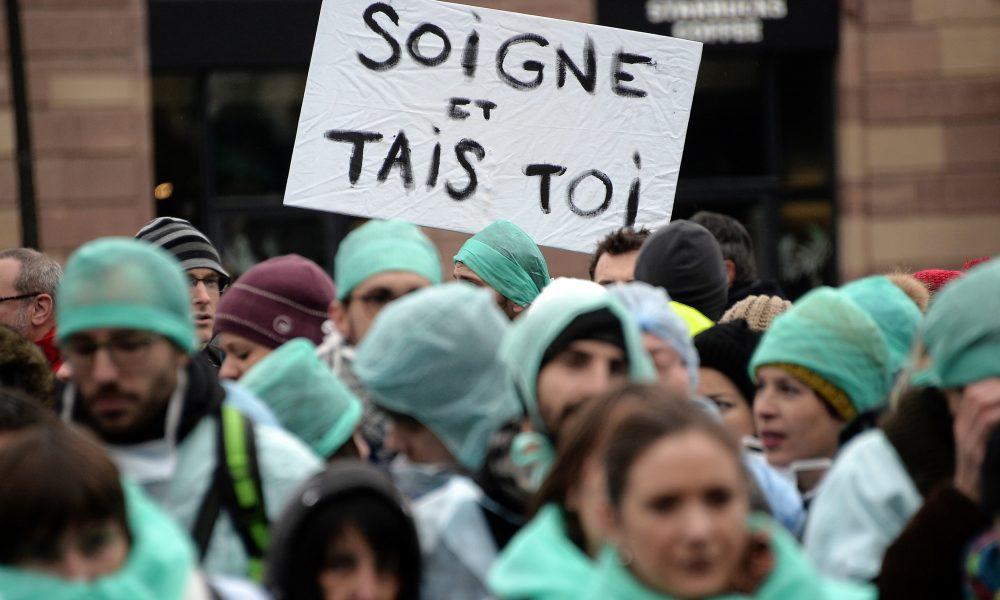 Les étudiants infirmier.e.s sont appelés à NE PAS se manifester le 7 mars !