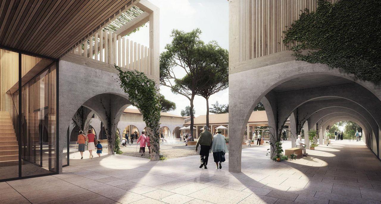 Un projet inédit en France - le premier village Alzheimer sera construit à Dax !