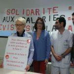 Quatre soignants entament une grève de la faim au CHU de Limoges !