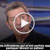 France 2 - l'incroyable intervention de Michel Cymès sur les infirmières !