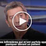 France 2 – l'incroyable intervention de Michel Cymès sur les infirmières !