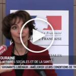 Marisol Touraine : ENFIN un plan pour améliorer les conditions de travail !
