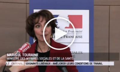 Marisol Touraine : un nouveau plan pour améliorer les conditions de travail