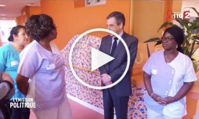 Emission France 2 - L'incroyable mépris de Fillon face aux infirmières et AS !