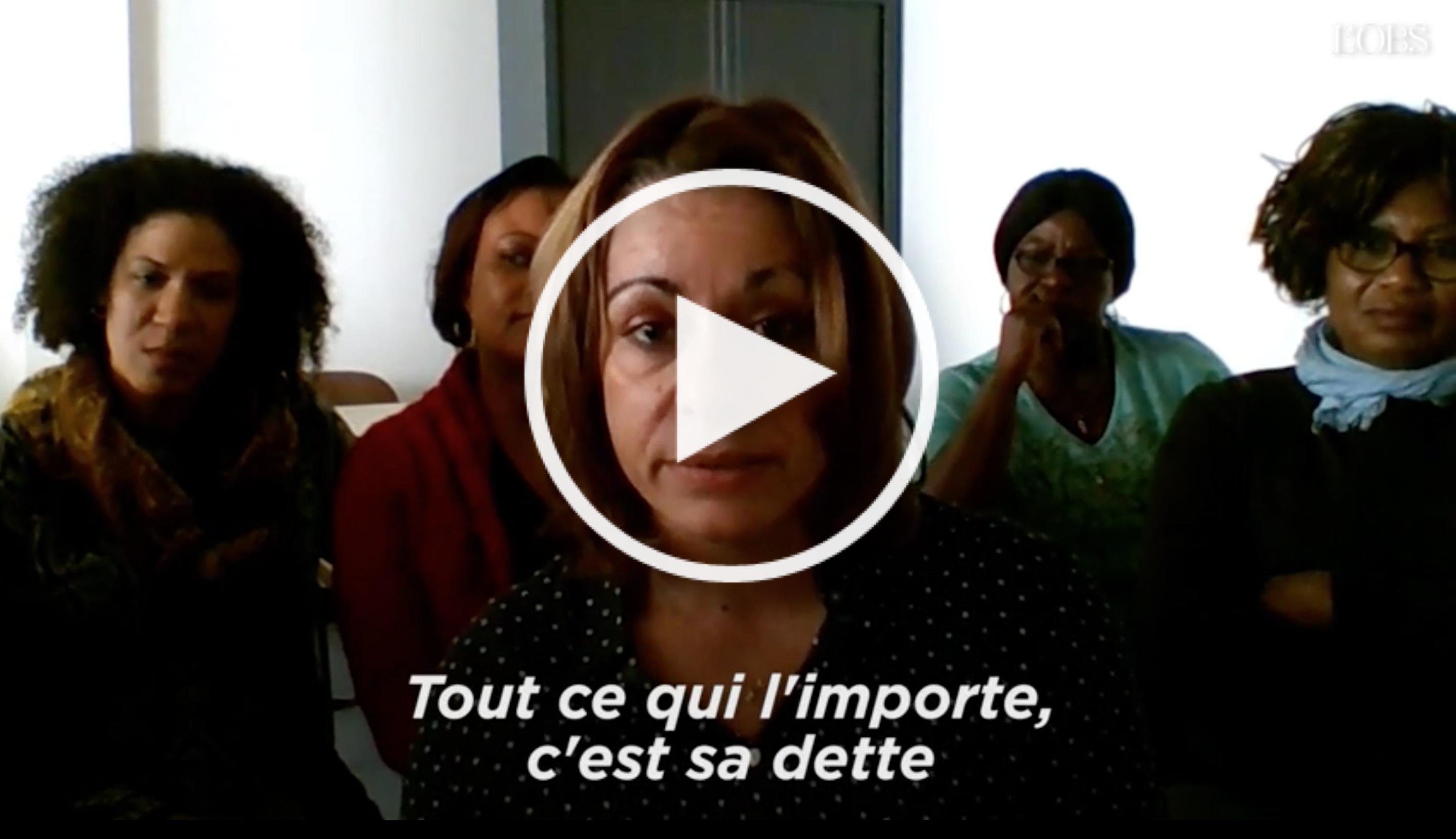 """""""Il n'en a rien à foutre"""" - Les aides-soignants répondent au mépris de Fillon !"""