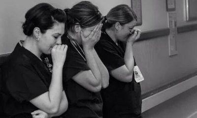 """""""Juste une infirmière"""": L'incroyable message partagé presque 500 000 fois"""