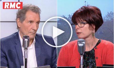 Interview sur RMC - une infirmière réagit au dérapage de François Fillon !