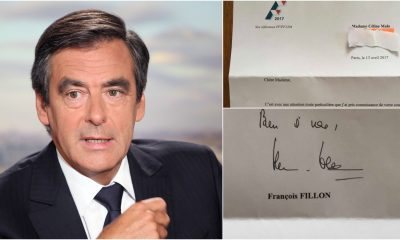 Cette infirmière envoie une lettre à François Fillon et il répond !