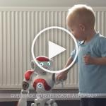 Reportage TF1 – robots dans les hôpitaux pour accompagner les patients !