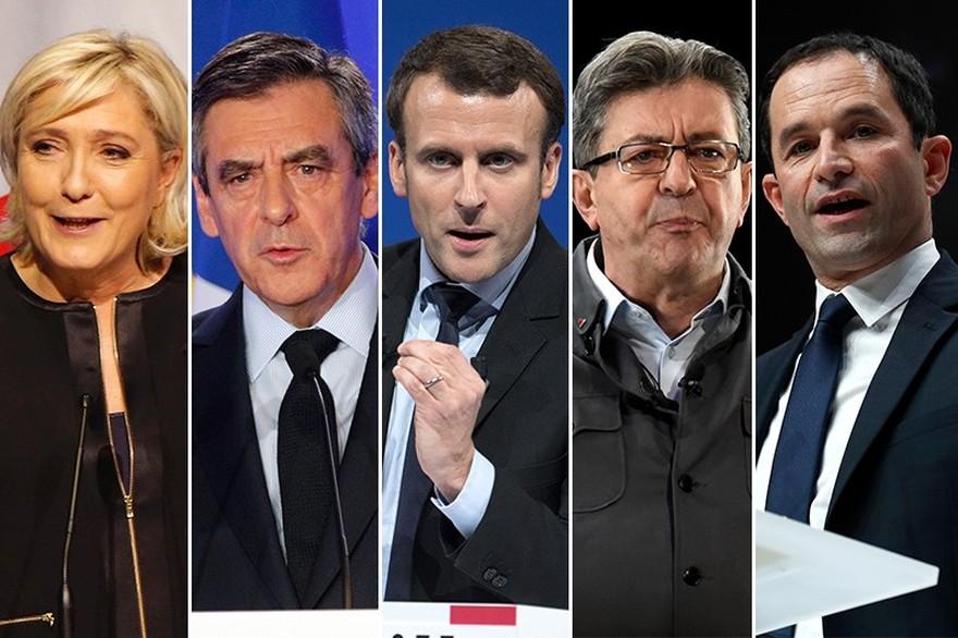 présidentielles 2017 soignants