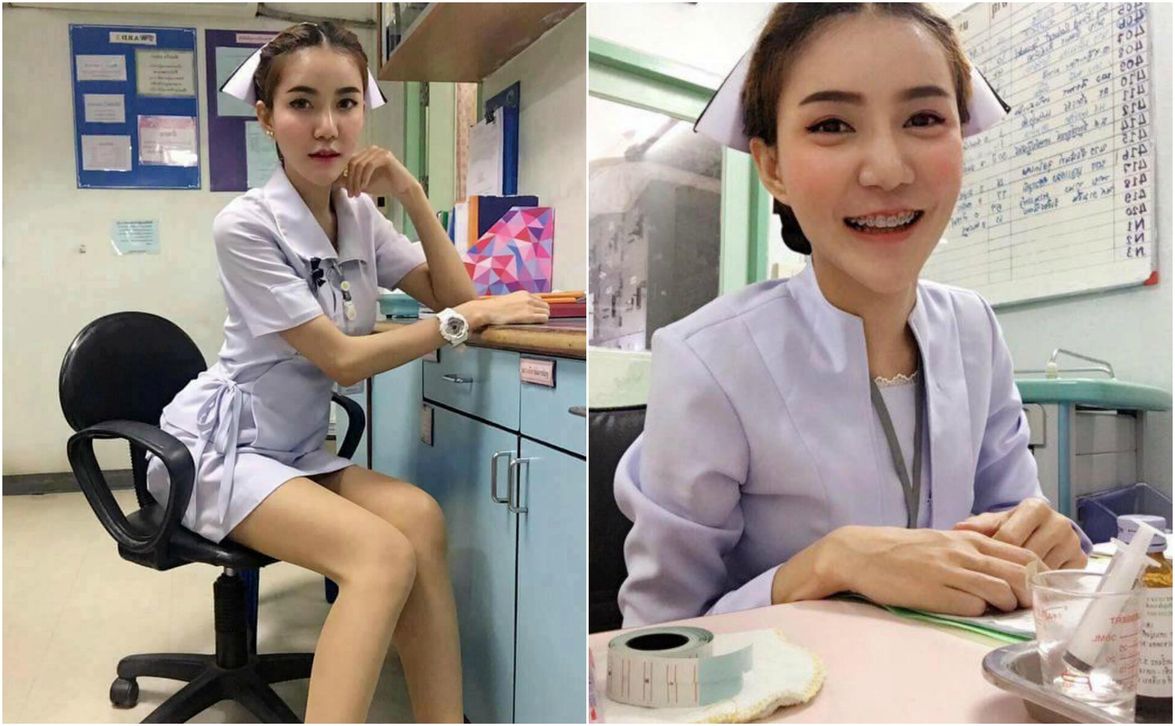 Une infirmière démissionne à cause de ses photos...