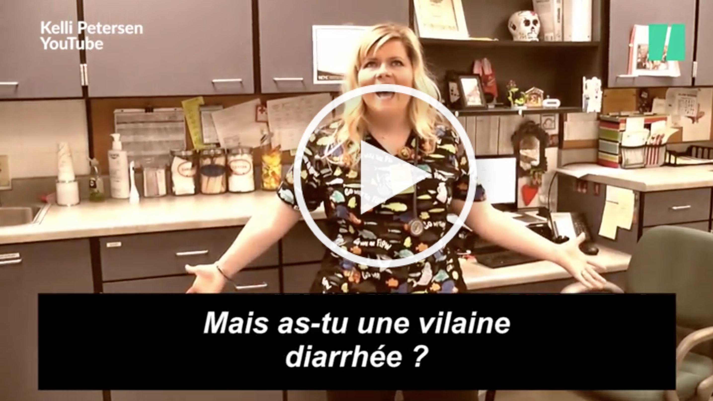 Infirmière : elle reprend Adele pour raconter son quotidien avec humour !