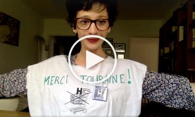 """""""4, 50 €, Merci Touraine !!!"""" - La nouvelle vidéo de Sabrina qui cartonne !"""