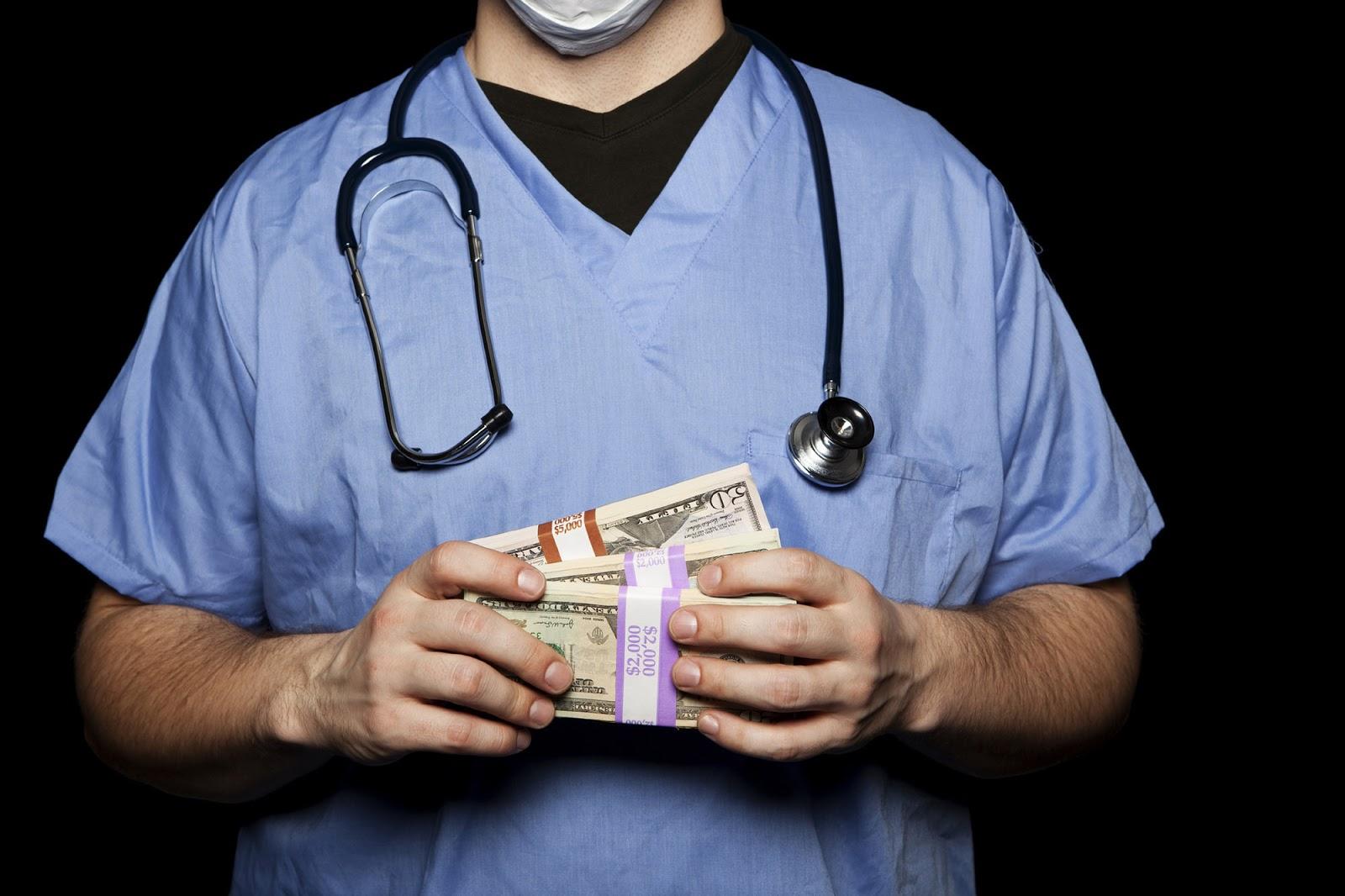 Baromètre Appel Médical - l'évolution de salaires des infirmiers en France