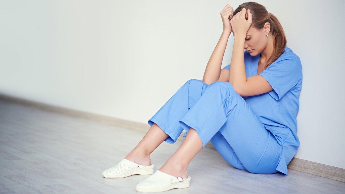Etude choc sur l'équilibre psychique des infirmiers et des AS !