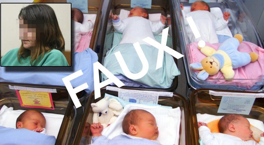 9000 bébés échangés par une infirmière : un canular à grande échelle !