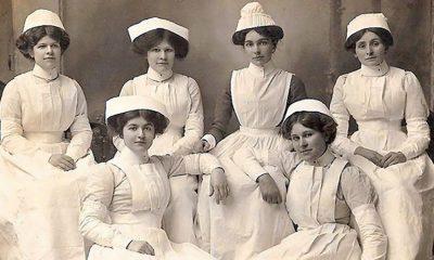 Connaissez-vous la journée typique d'une infirmière en 1887 ?