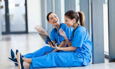 10 choses que seuls ceux qui vivent avec une infirmière comprendront