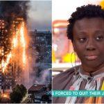 Triste histoire de cette infirmière, héroïne de l'incendie de la tour de Londres