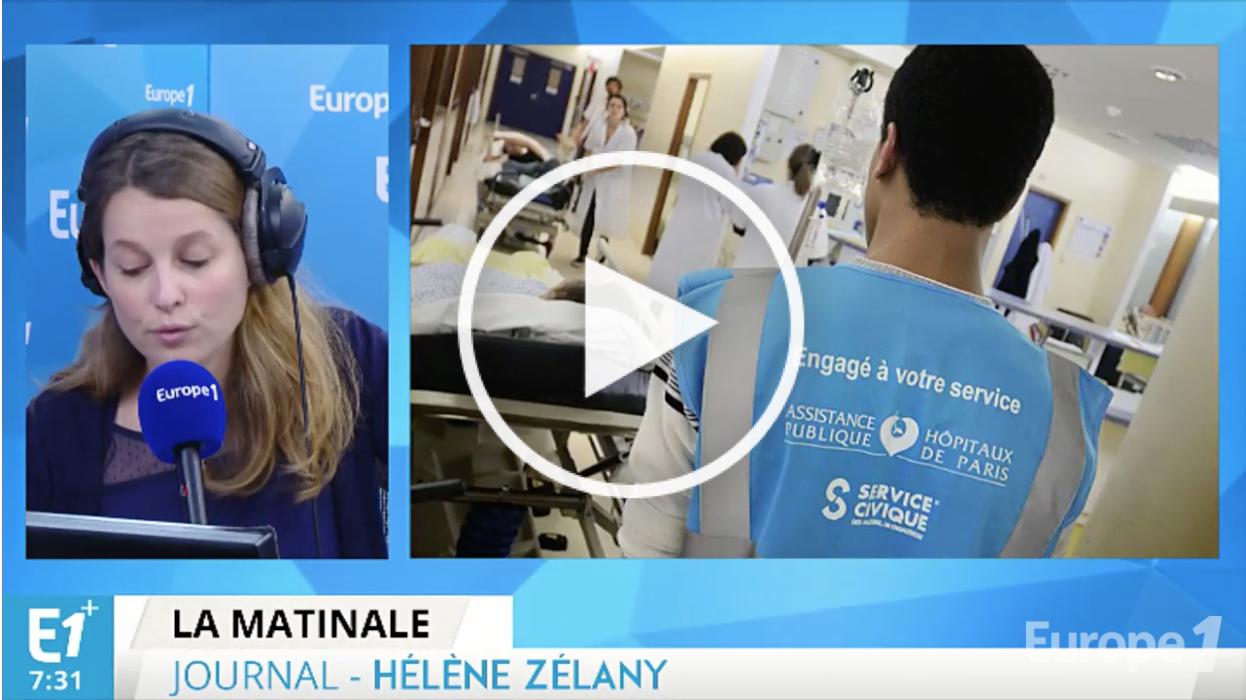 Europe 1 : Où et pourquoi 10.000 infirmières cumulent deux emplois ?
