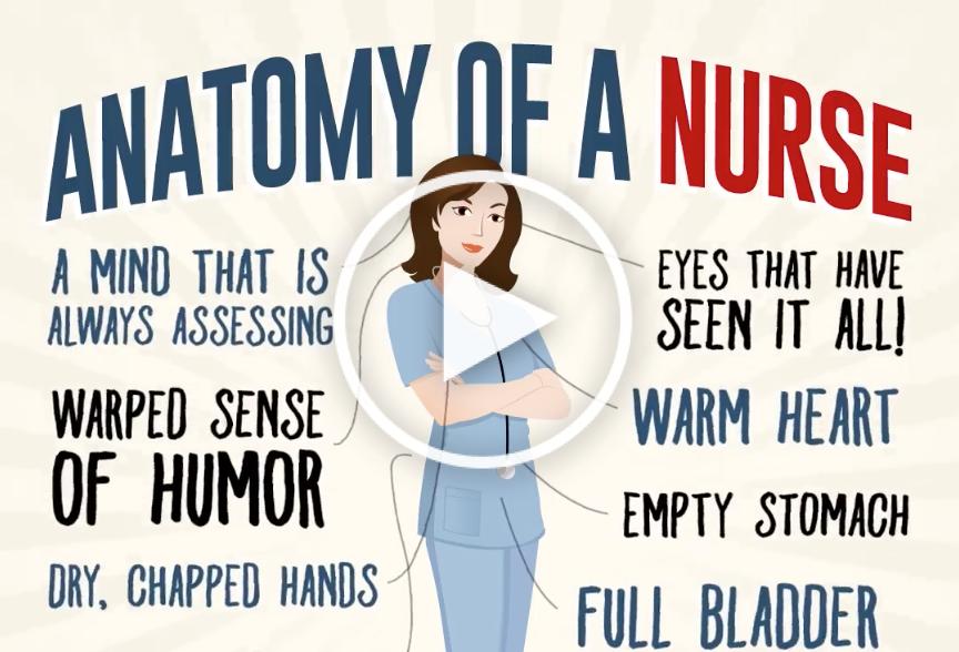 Cette description des infirmières vous fera comprendre leur dur quotidien !