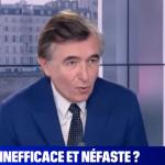 Chloroquine: Douste-Blazy balance en direct de très gros dossiers sur BFMTV